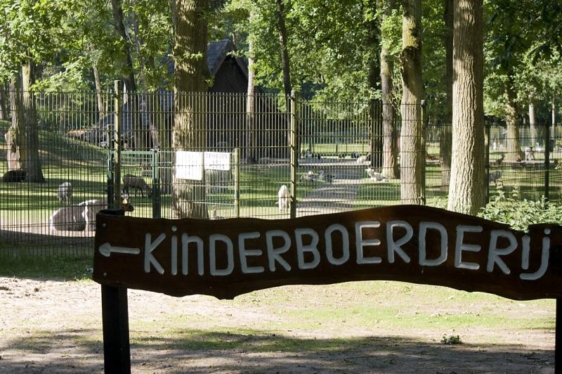 Kinderboerderij Recreatiegebied De IJzeren Man Weert