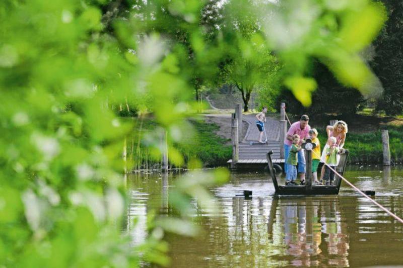 Vakantiepark Weerterbergen Weert Natuur en Recreatiepark De IJzeren Man