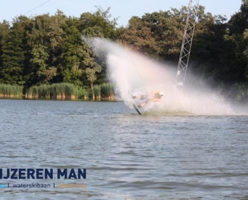 Waterskibaan De IJzeren Man Natuur en Recreatiegebied